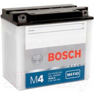Мотоаккумулятор Bosch M4 YB16L-B 519011019 / 0092M4F430