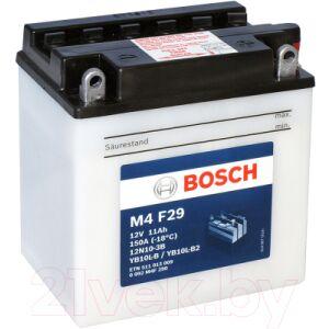 Мотоаккумулятор Bosch M4F YB10L-B2 511013009 / 0092M4F290
