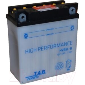 Мотоаккумулятор TAB AGM YB5L-B / 178515