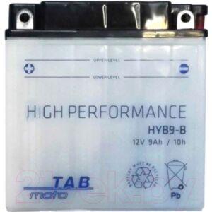 Мотоаккумулятор TAB AGM YB9-B / 183515