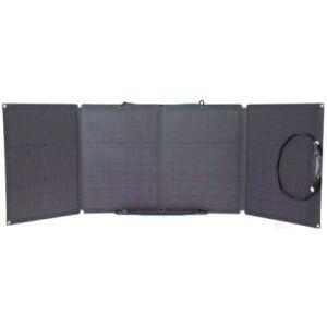 Солнечная панель для портативной зарядной станции EcoFlow 110Вт / 14520