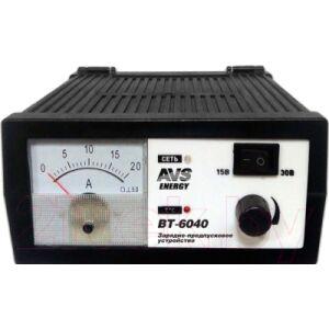 Зарядное устройство для аккумулятора AVS Energy BT-6040 (20A) / A78865S