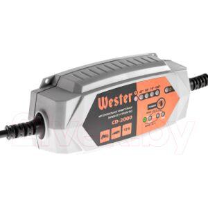 Зарядное устройство для аккумулятора Wester CD-2000